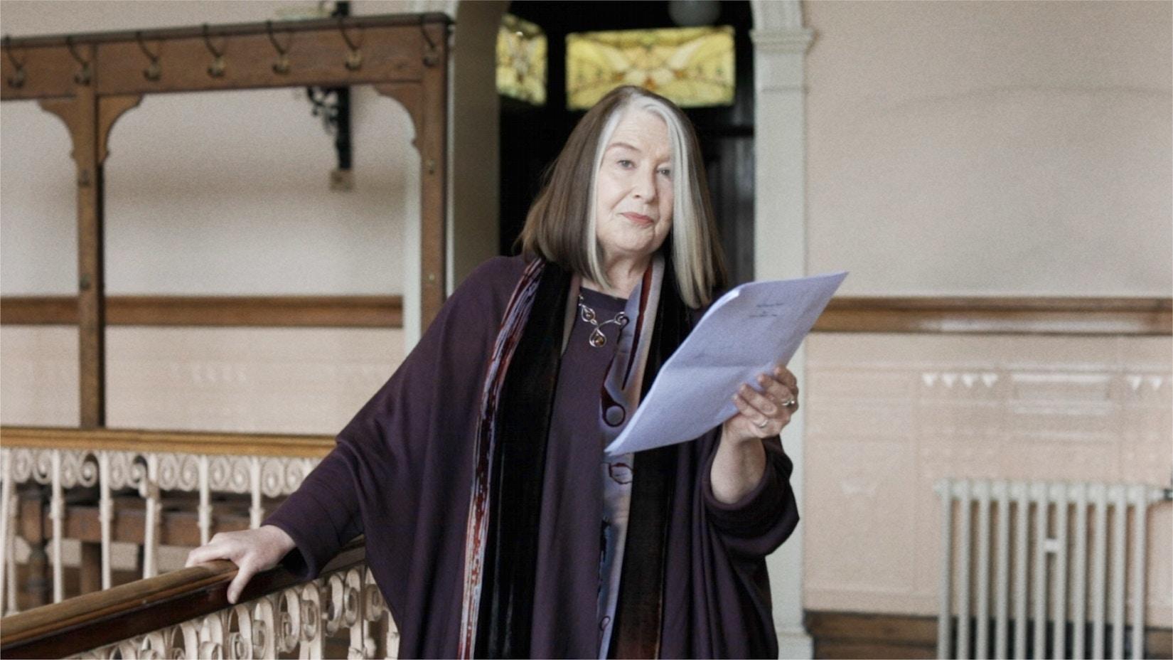 Eleanor Methven reads Peter Halstead 8