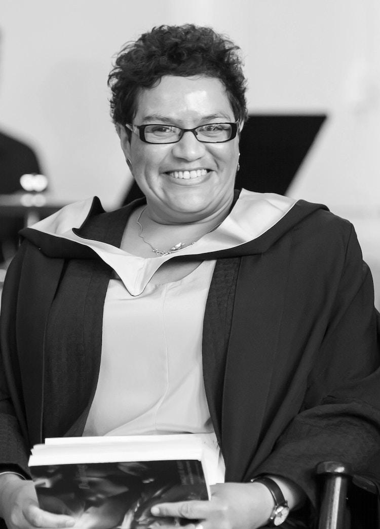 Kay Jackie CREDIT to University of Salford