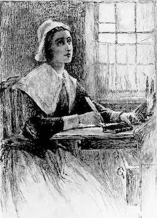 Bradstreet Anne