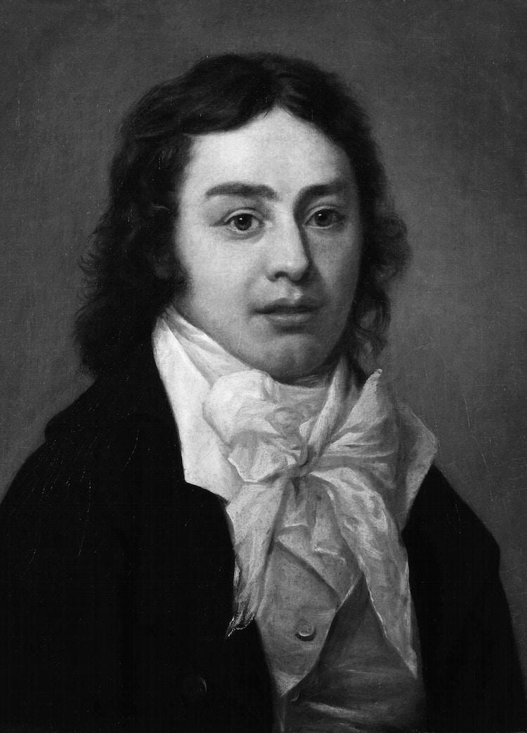 Coleridge Samuel Taylor bw