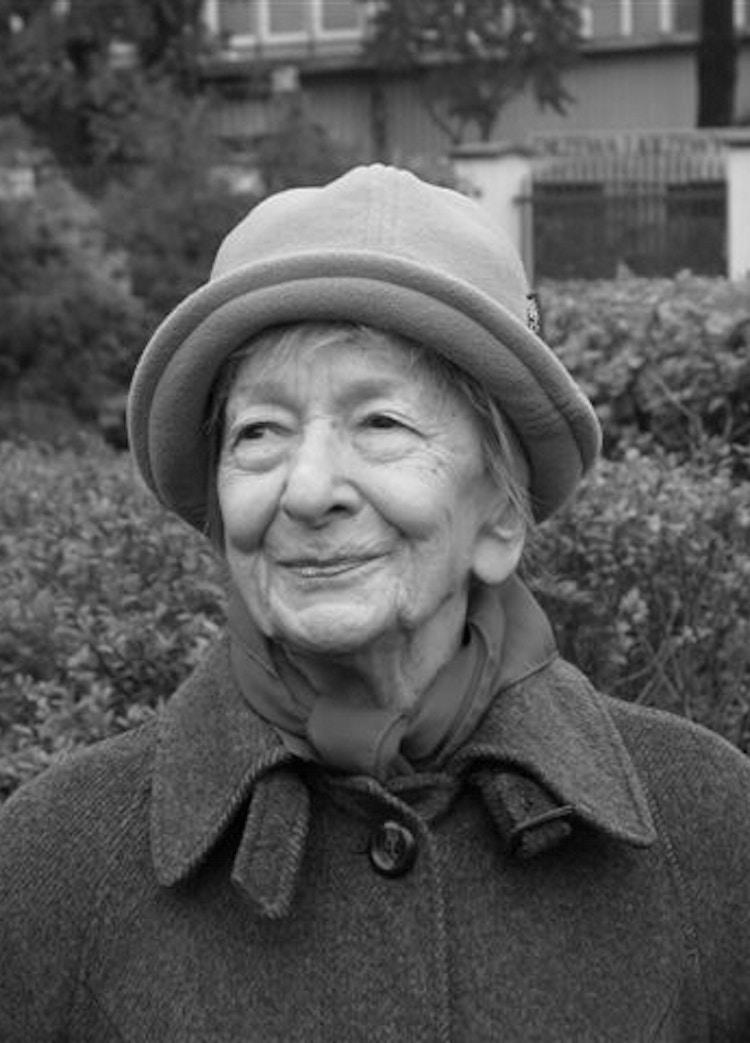 Szymborska Wislawa bw