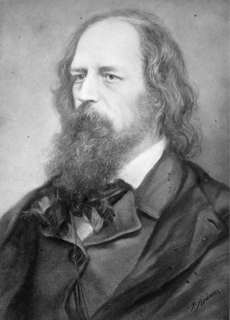 Tennyson bw