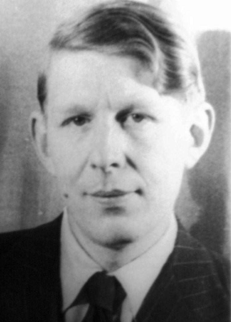 W H Auden image Van Vechten1939