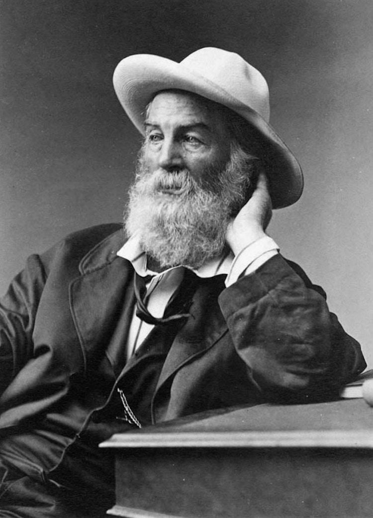 Whitman Walt
